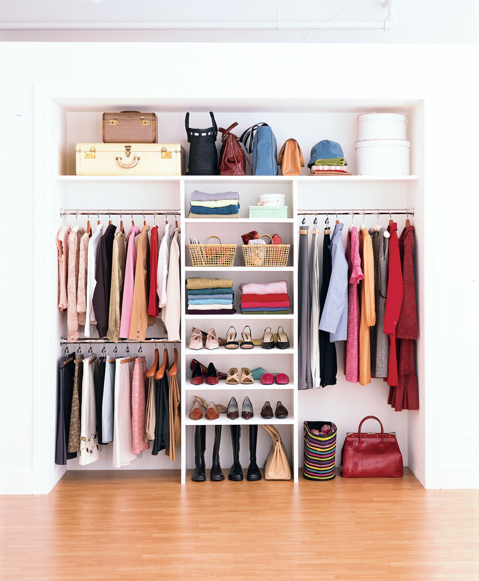 How to Maximize Your Closet Space | Real Simple