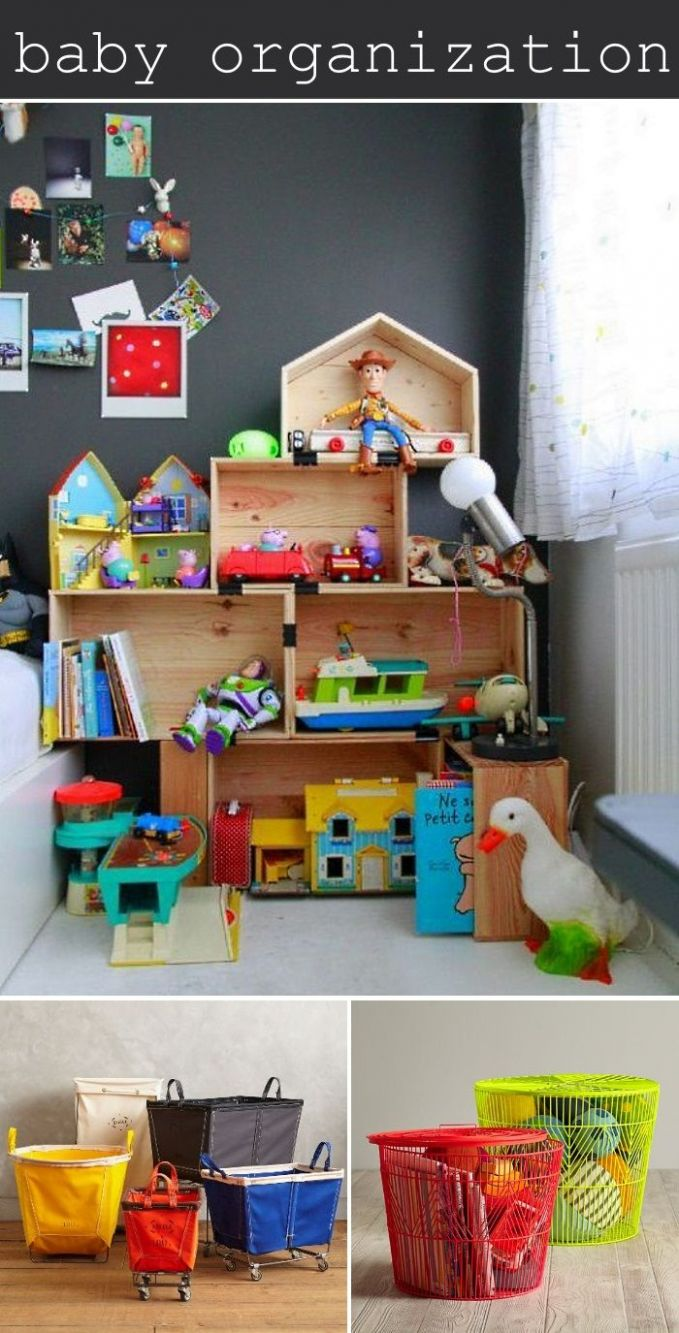 How to organize a baby room (With images)   Baby room organization ...
