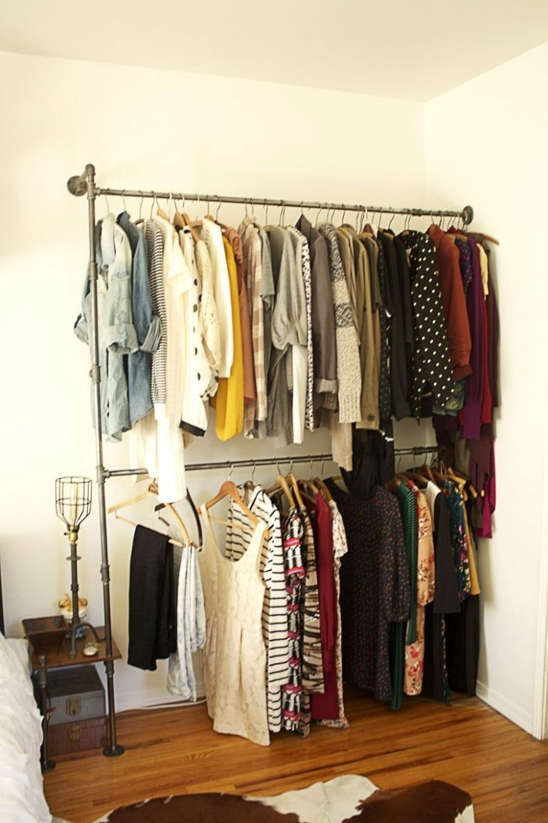 How to Organize and Design Closets of All Sizes (mit Bildern ..
