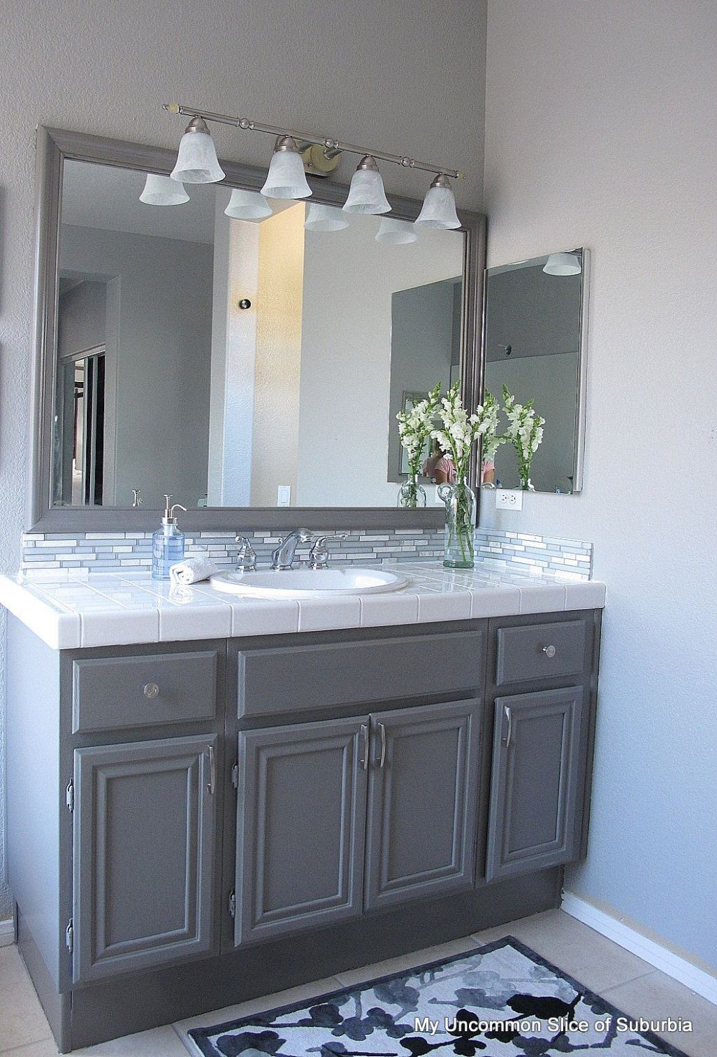 How to paint oak cabinets | Painting bathroom cabinets, Painting ..