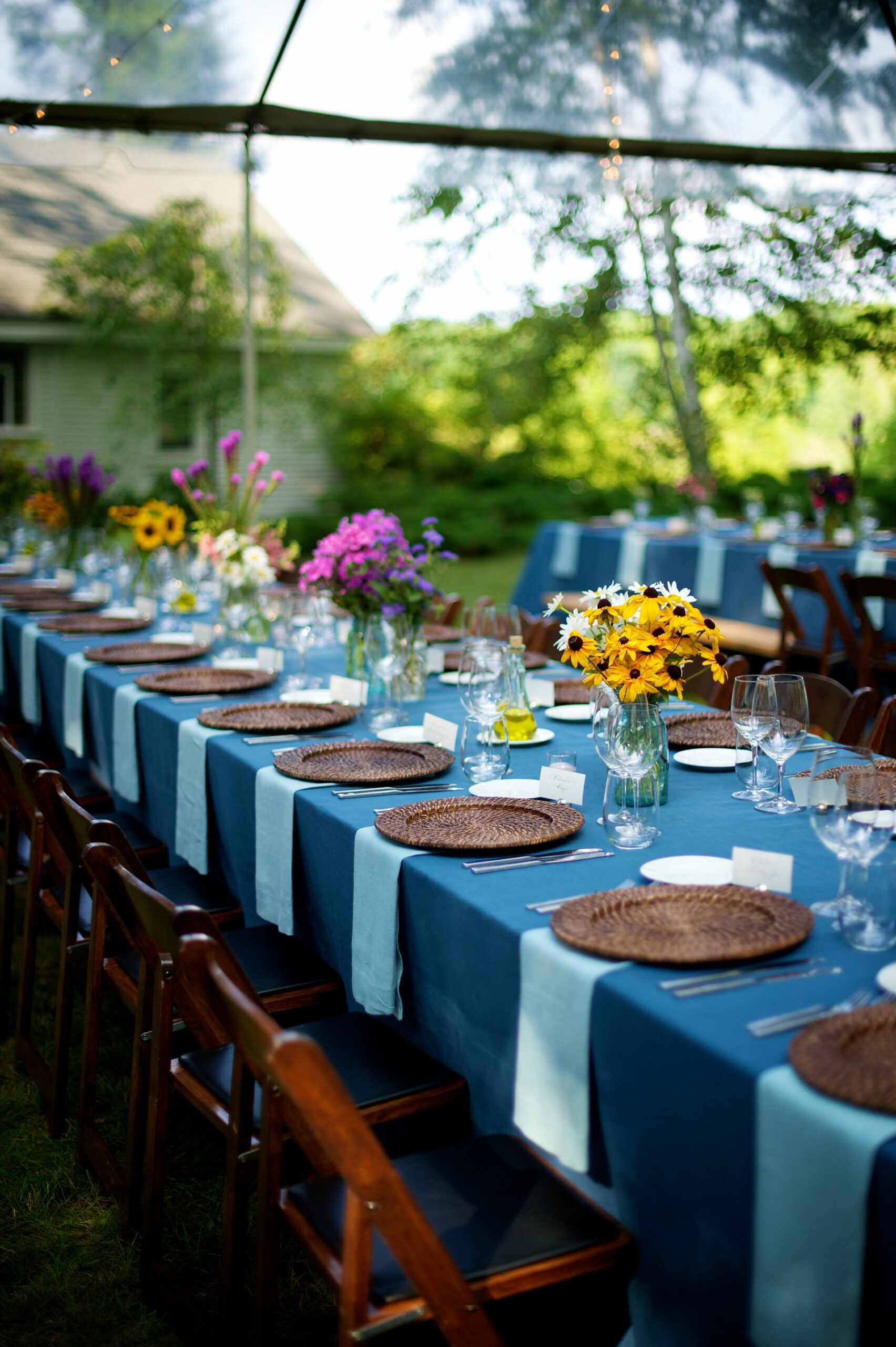 How to Throw the Perfect Backyard Engagement Party | Martha ...