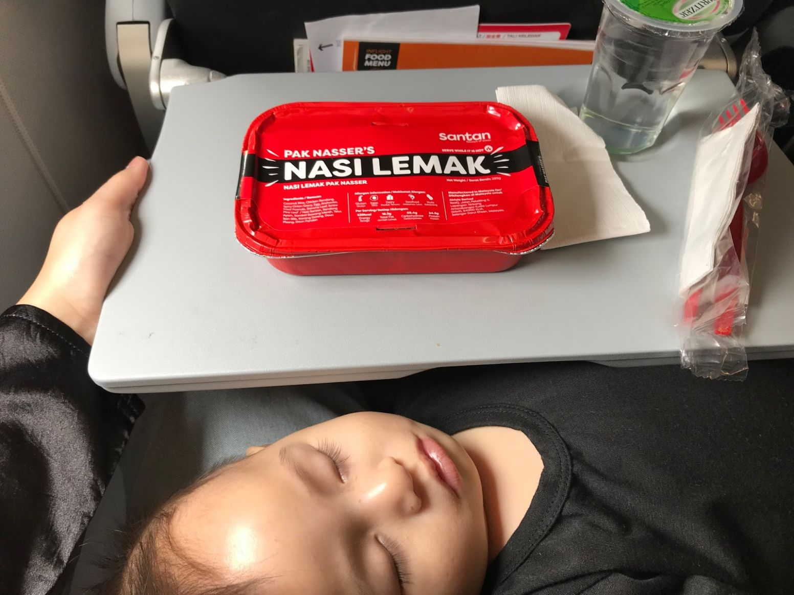 How to Travel On A Plane With A Baby   NORELANNIE - baby room klia2