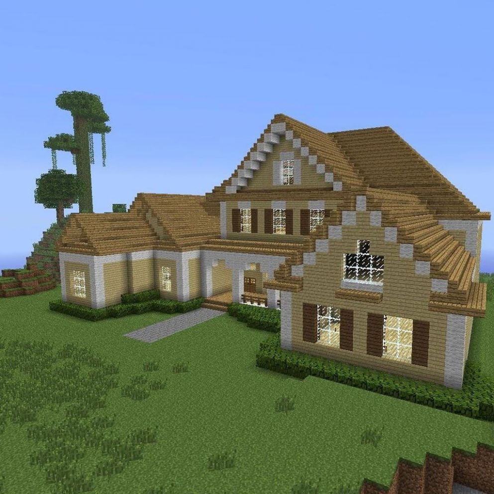 I'm a minecrafter (With images) | Cool minecraft houses, Minecraft ...