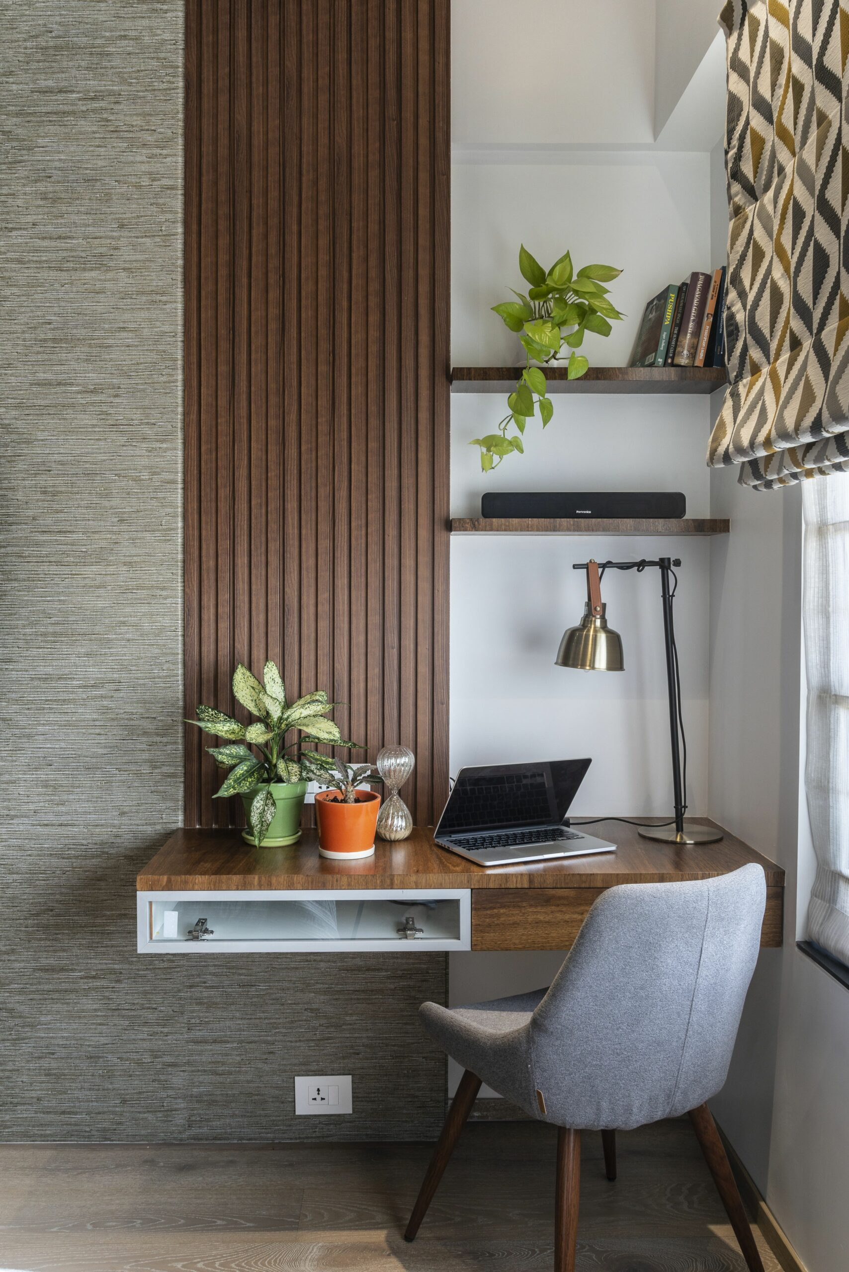Ideas for home office in bedroom   Best Interior Designer in Chennai