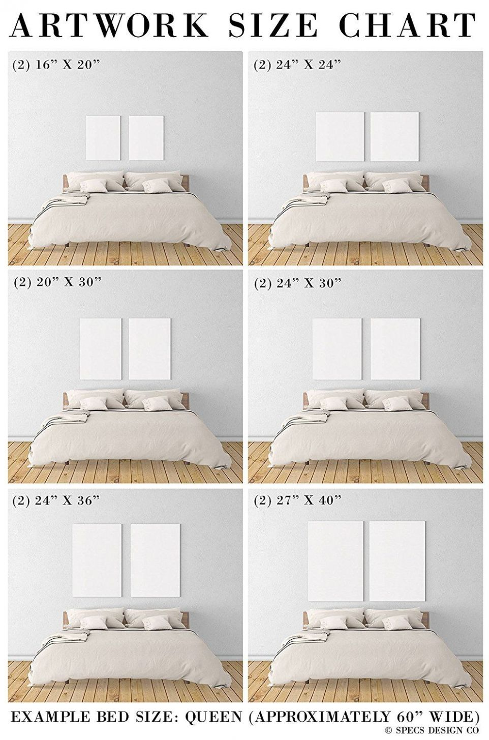 Image result for bedrooms large i love you art above bed ..