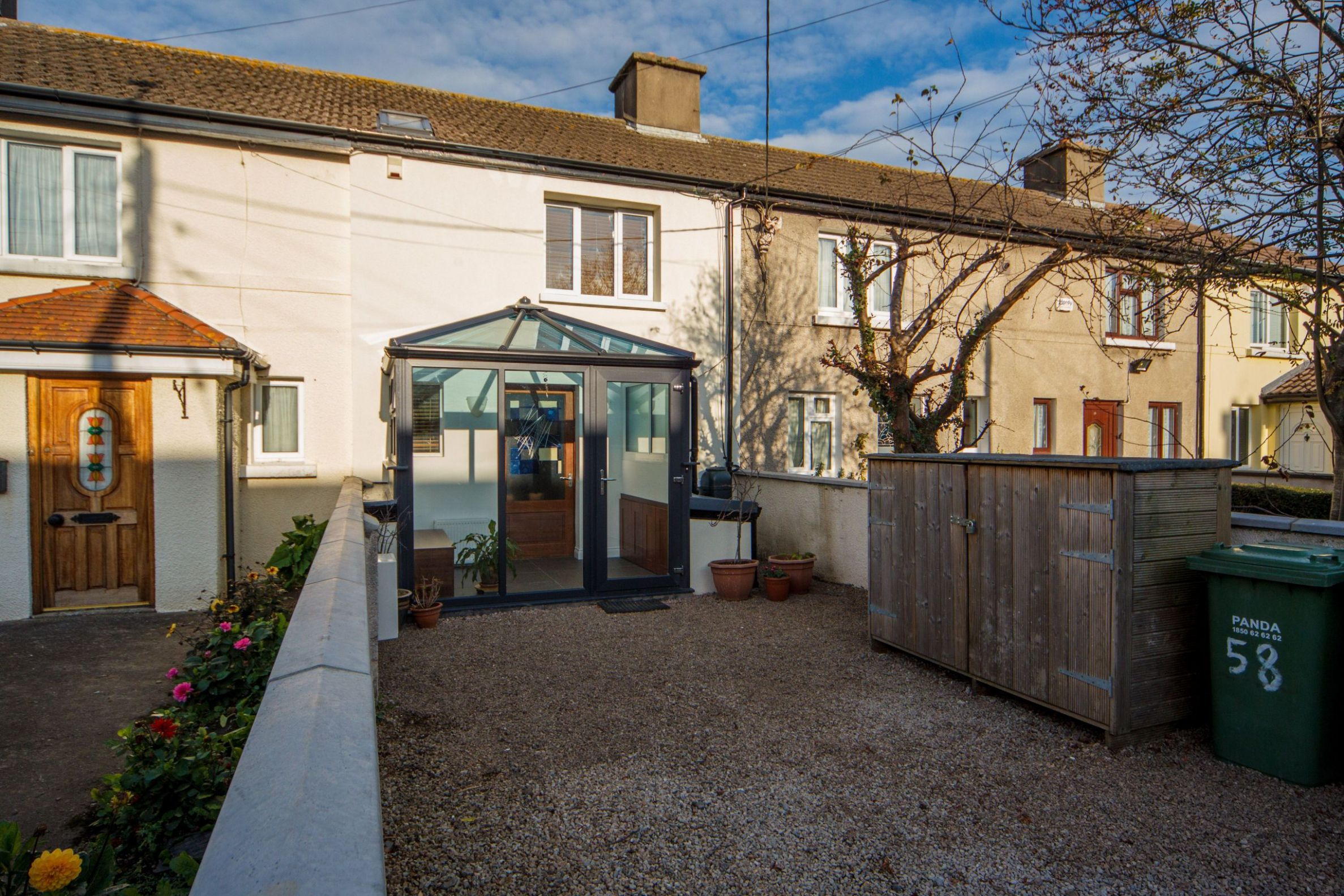 Image result for small terraced cottage front extension | House ...