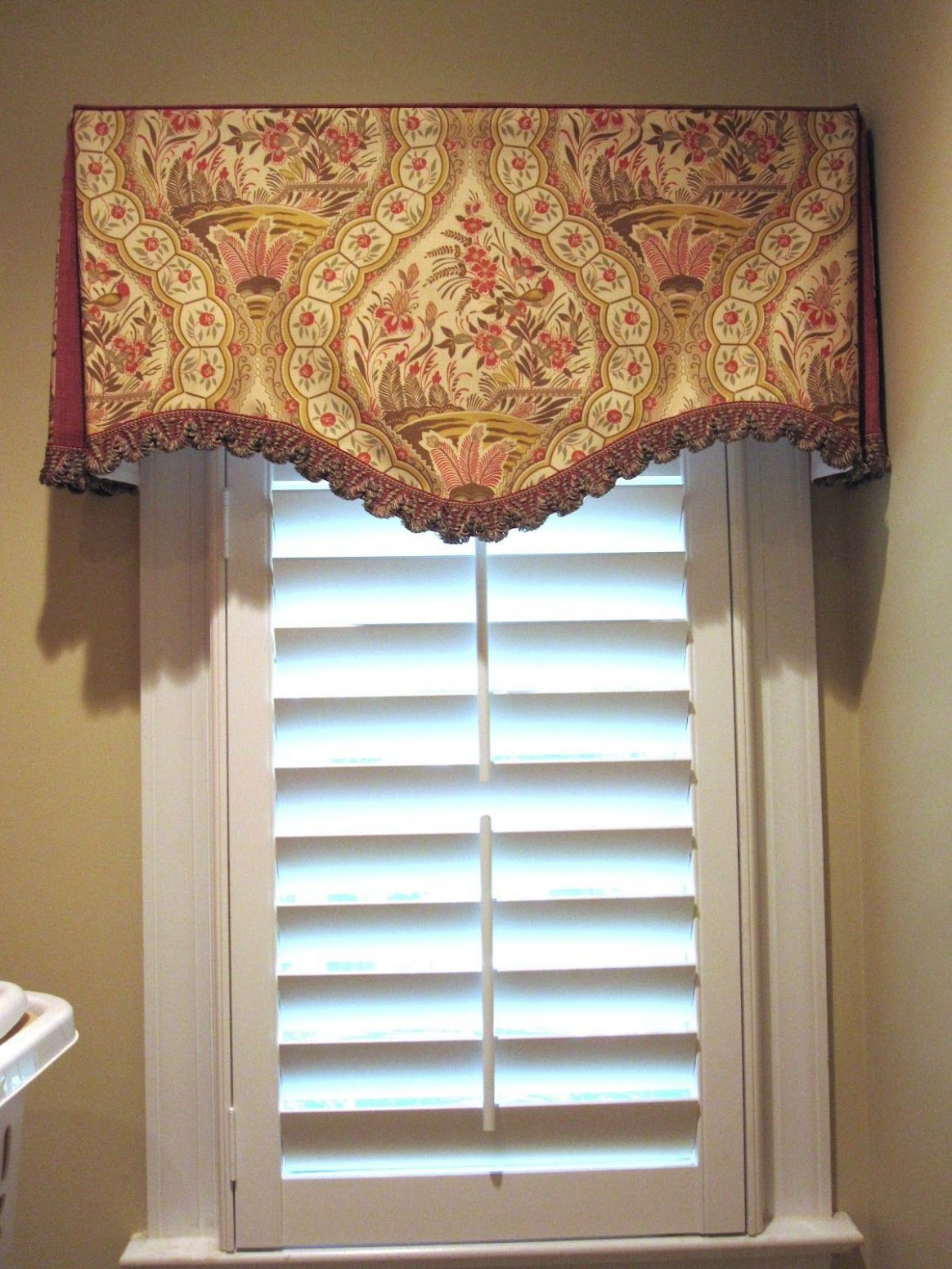 images of window valance treatments | Window Treatments Furniture ...
