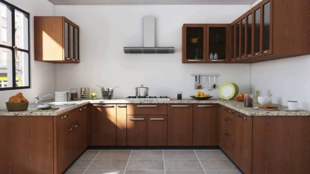 Indian Kitchen Designs for Small Kitchens Ideas - YouTube
