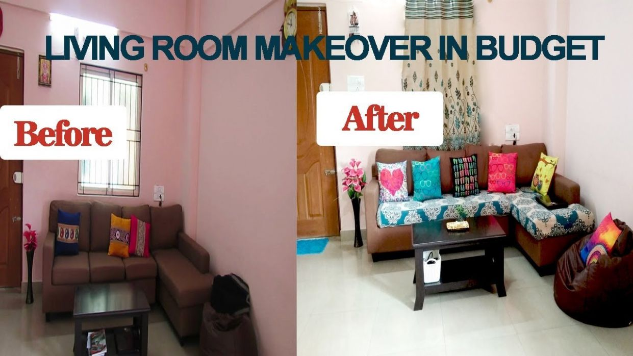 Indian Living Room Decorating Ideas in Budget | Cheap | DIY - living room ideas on a budget in india