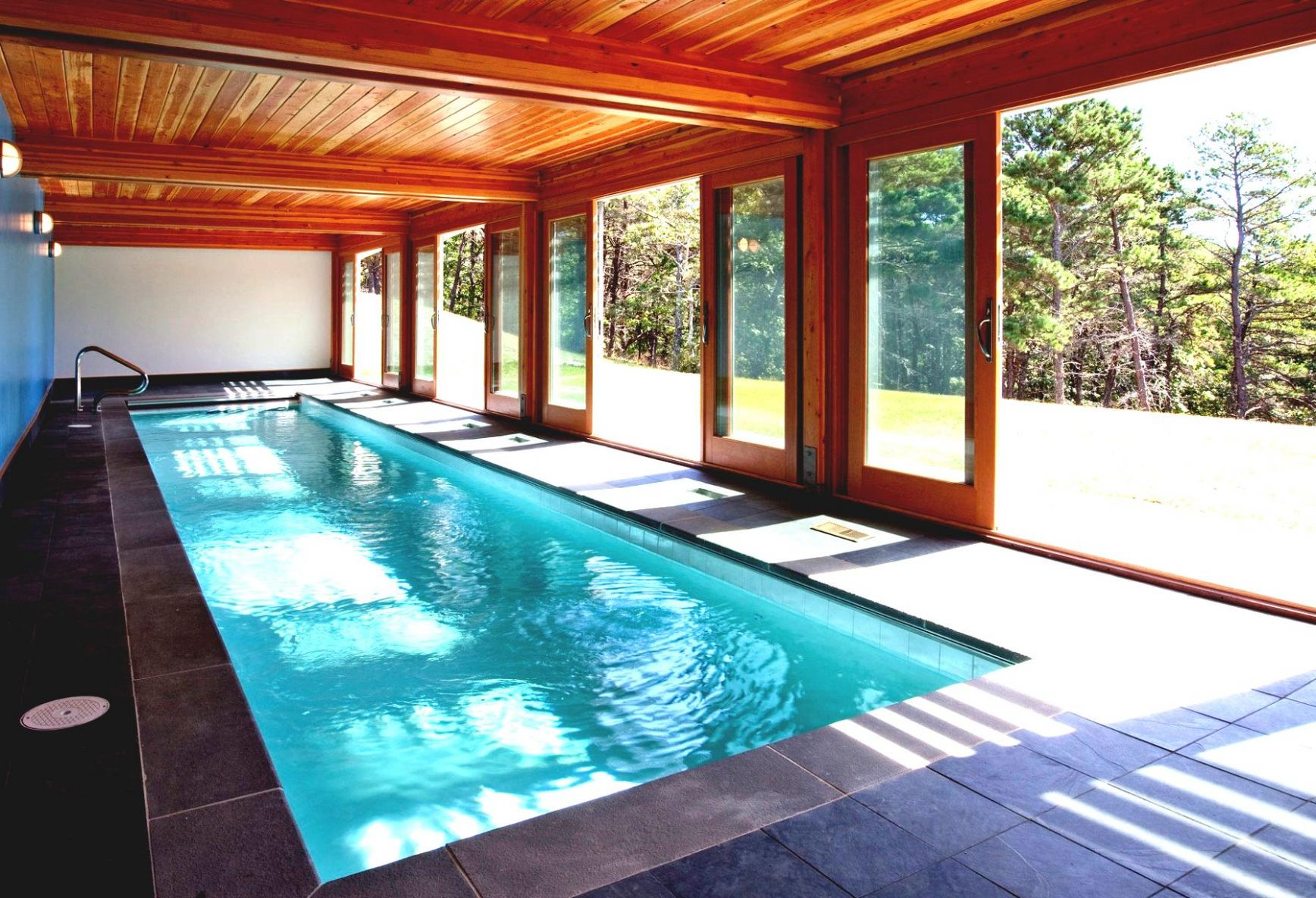 Indoor Pool House Designs Home Design Ideas Pools For Homes ...