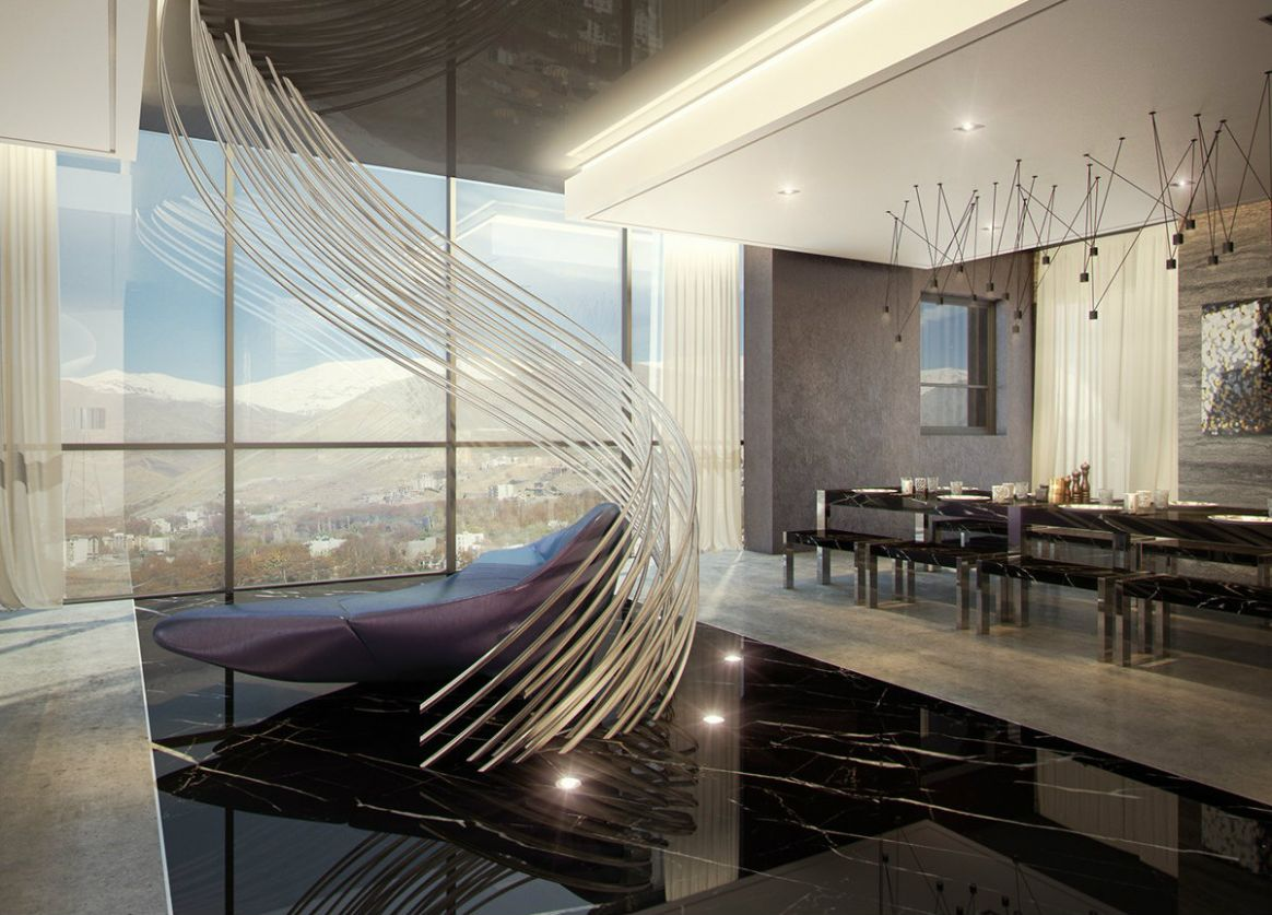 Inspiration: Ultra Luxury Apartment Design - apartment design luxury