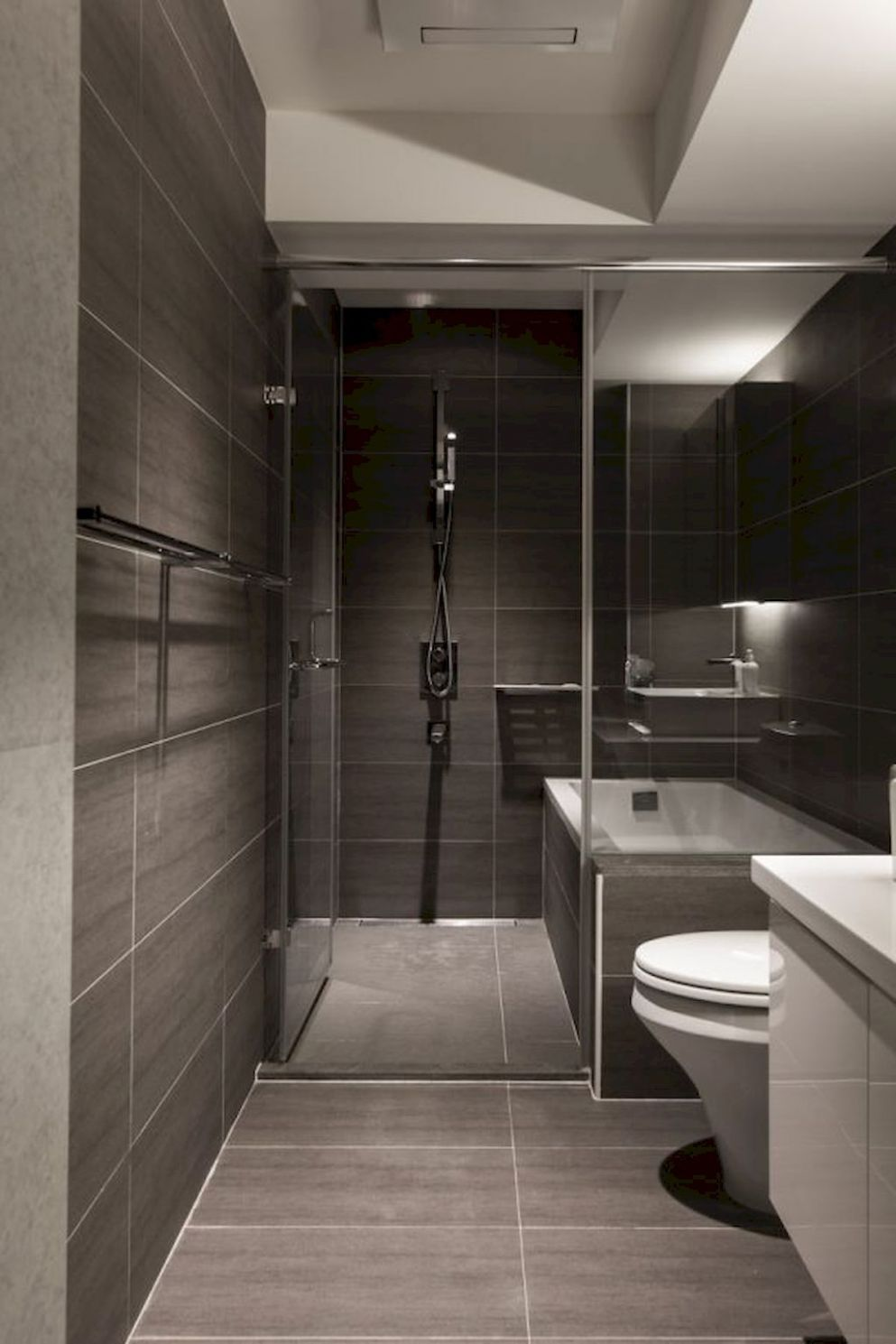 Inspired Modern Apartment Decor (With images) | Bathroom design ..