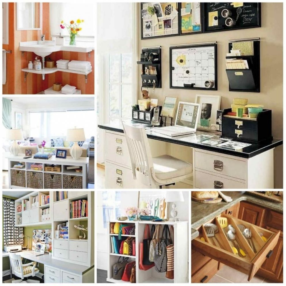 Inspiring Home Office Organization Ideas That Will Give You ..