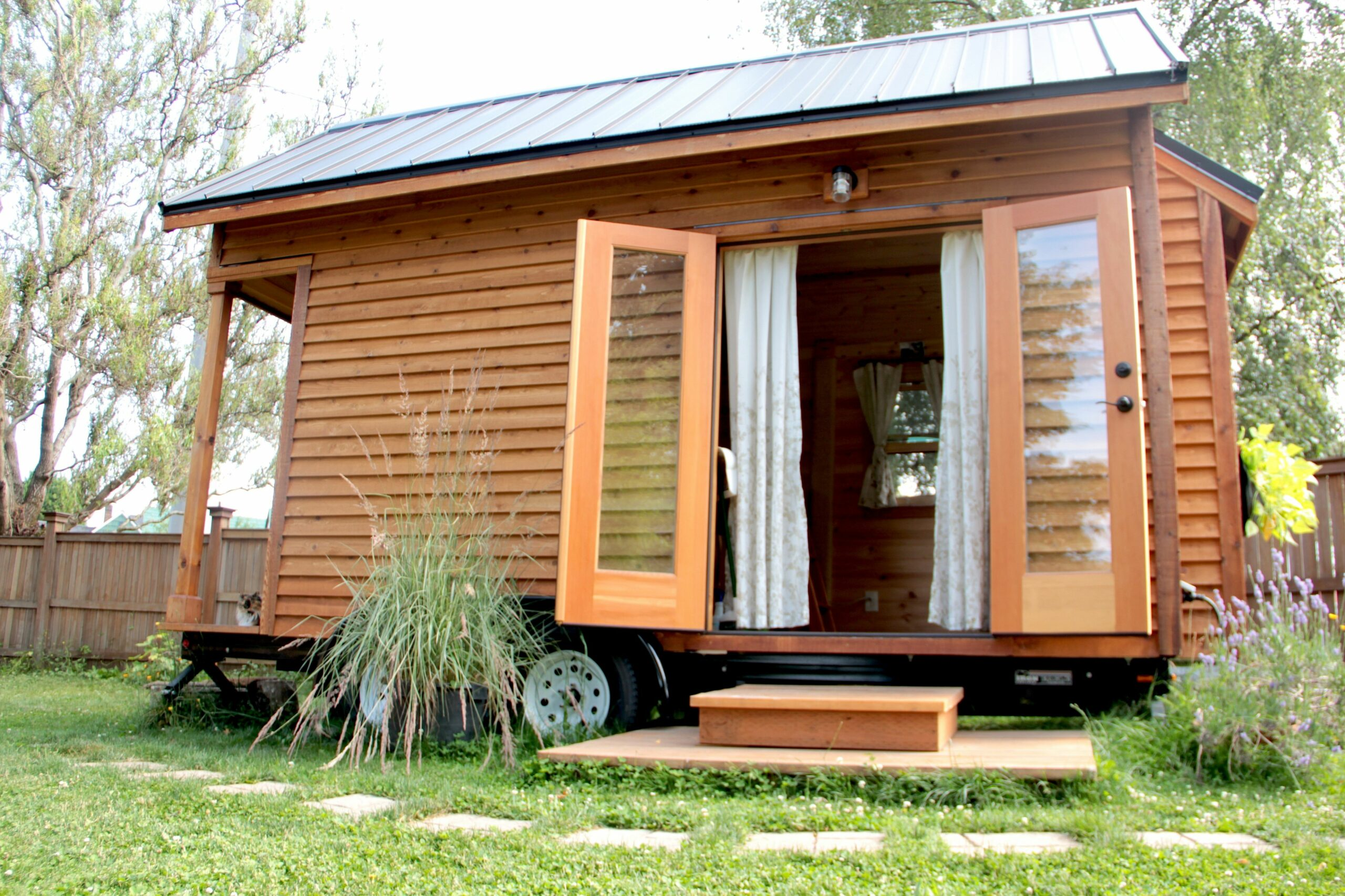 Interest in tiny houses is growing, so who wants them and why?