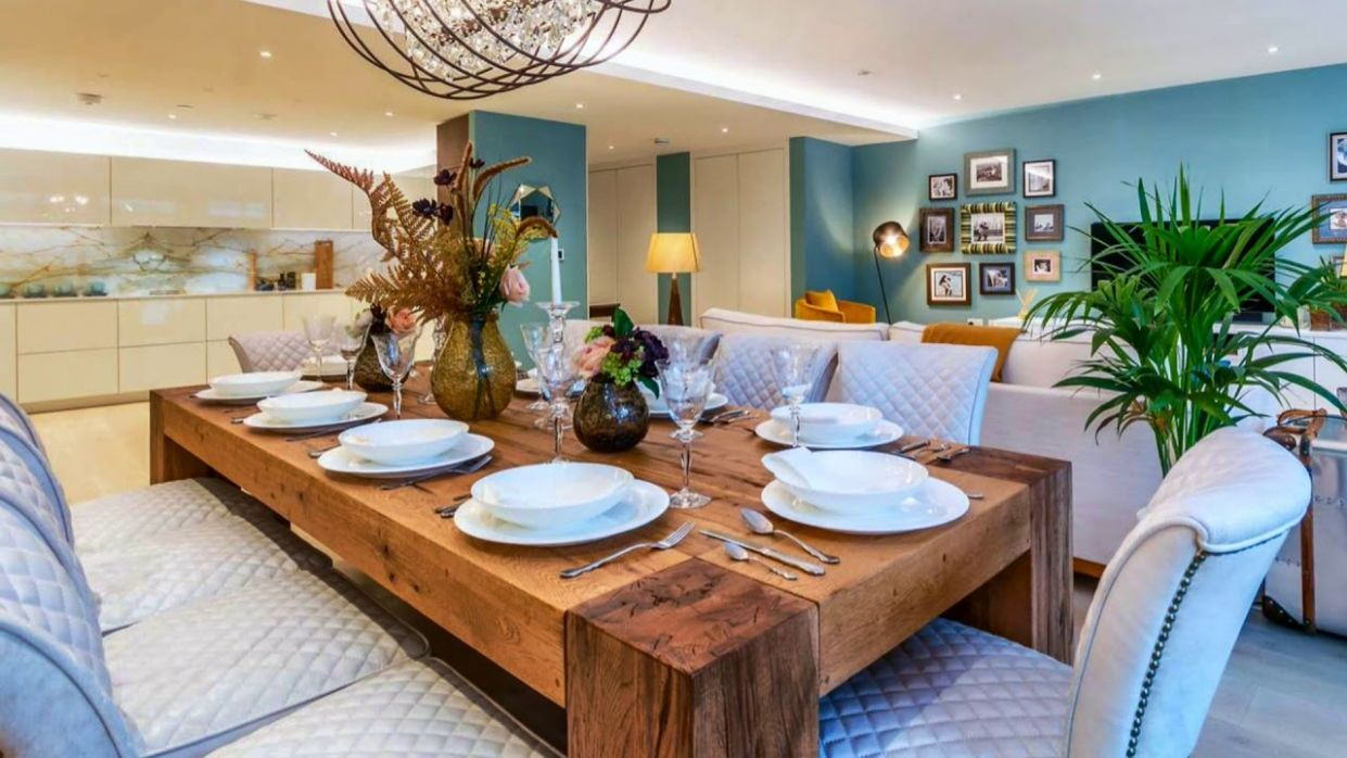 Interior Design | Amazing Dining Room Ideas | Modern Style - dining room ideas modern