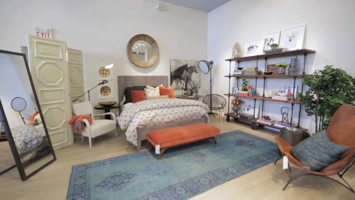 Interior Design — How To Decorate An Eclectic Bedroom