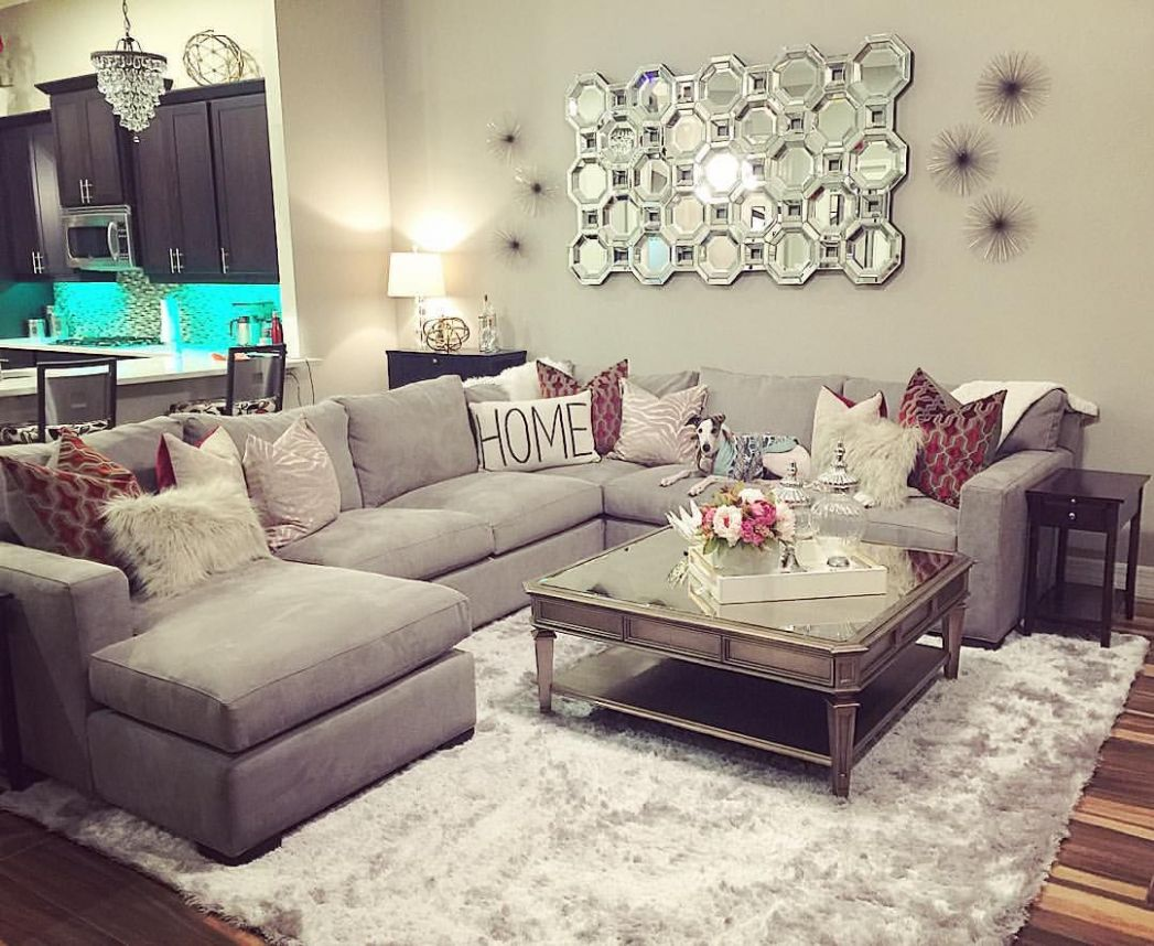 "Interior Designs on Instagram: ""My clients new family room, can .."