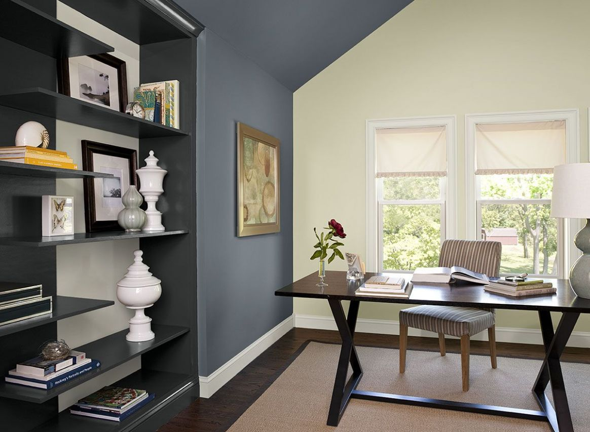 Interior Paint Ideas and Inspiration (With images) | Green home ...