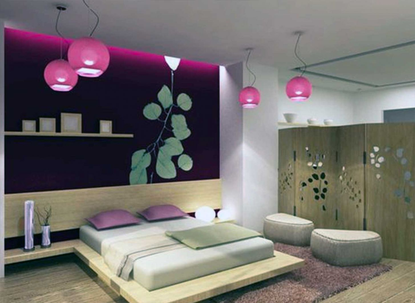 Japanese Style Bedroom Ideas For Girls - My Lovely Home - bedroom ideas japanese style