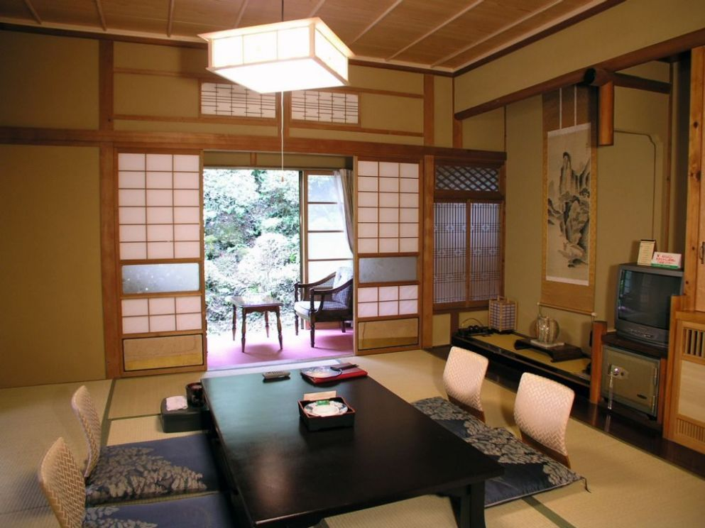 Japanese Style Home Decor Beautiful Livingroom Antique Chinese ..