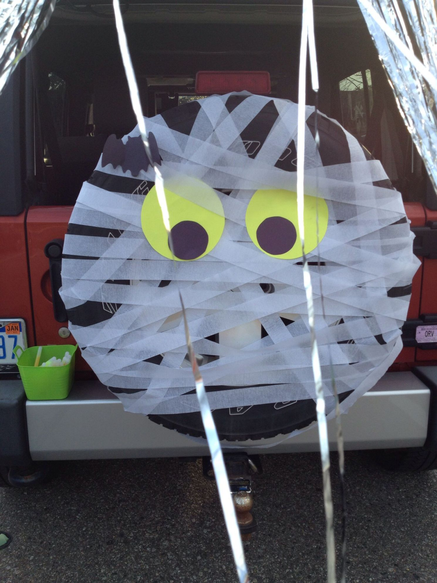 Jeep Halloween for Trunk or Treat (With images) | Trunk or treat ..