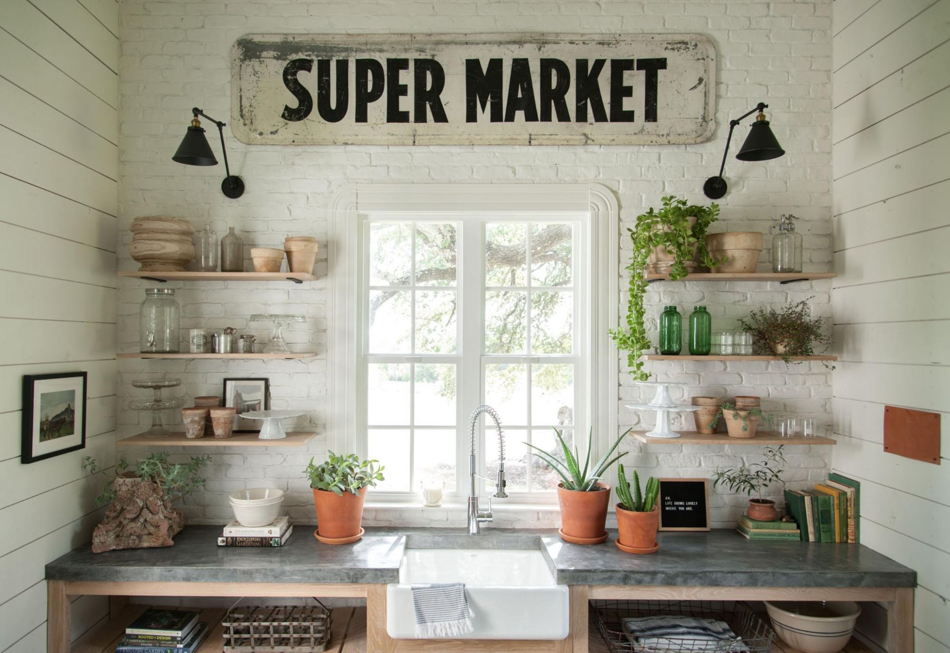 Joanna Gaines Swears By These Laundry Room Essentials