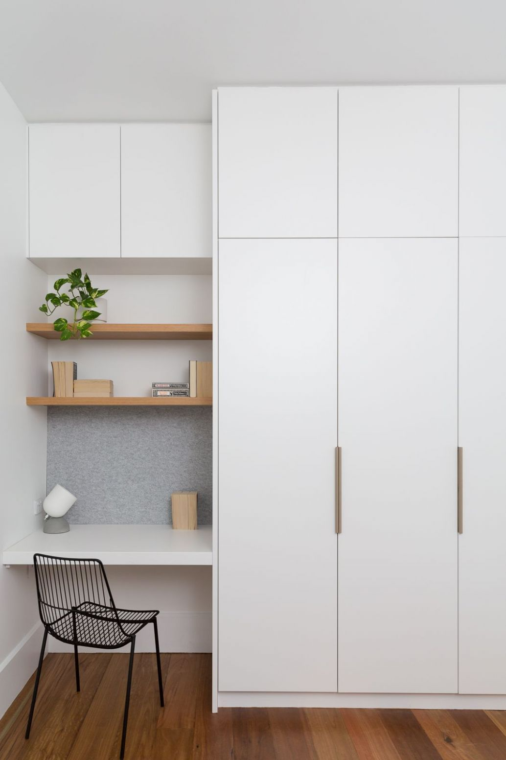 joinery (With images) | Modern apartment decor, Minimalist ..