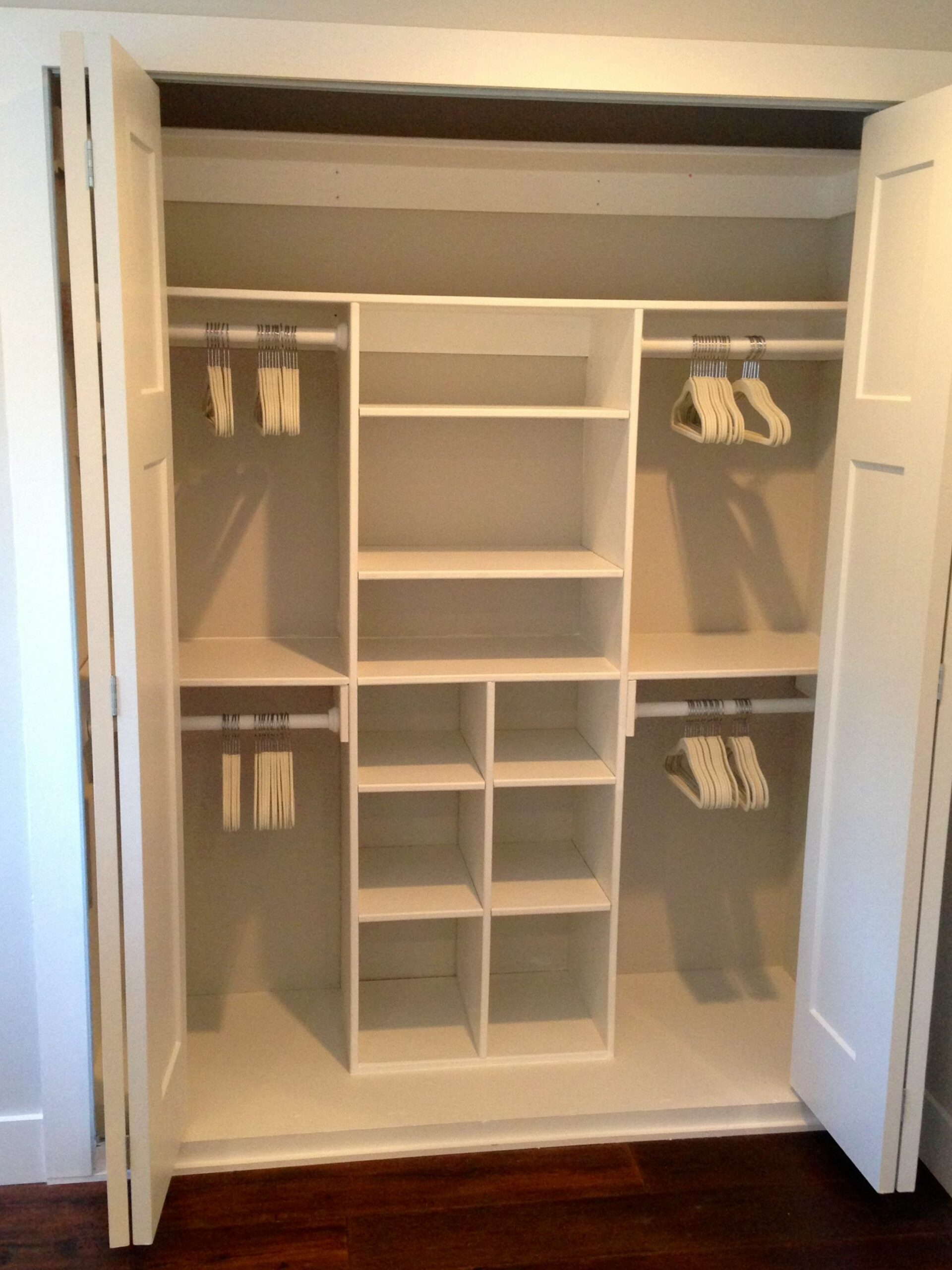 Just My Size Closet | Do It Yourself Home Projects from Ana White ..