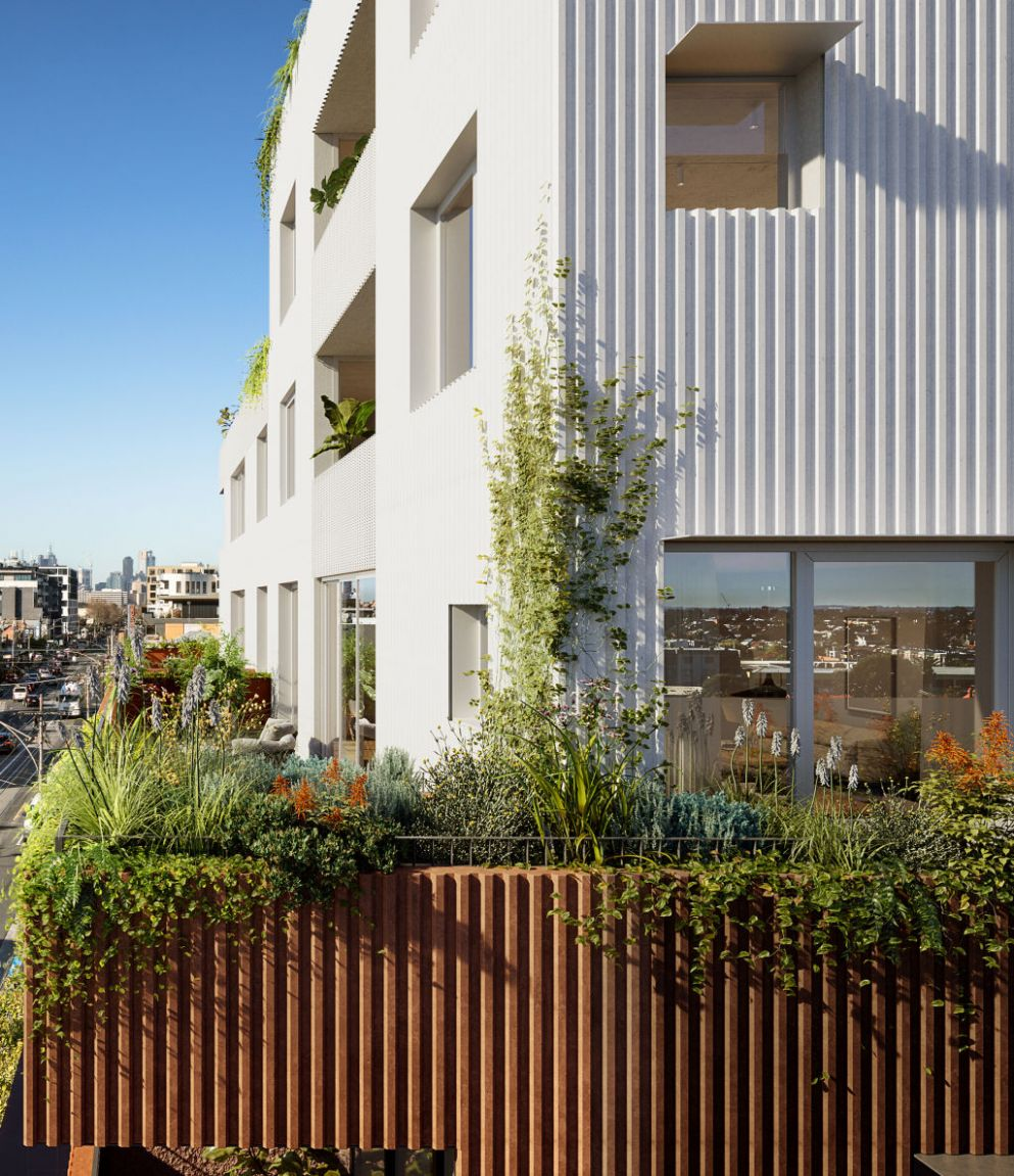Just one apartment block has met strict new Moreland City Council ..