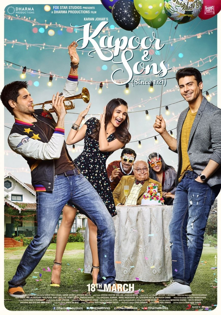 Kapoor & Sons Where to Watch Online Streaming Full Movie - makeup room full movie online