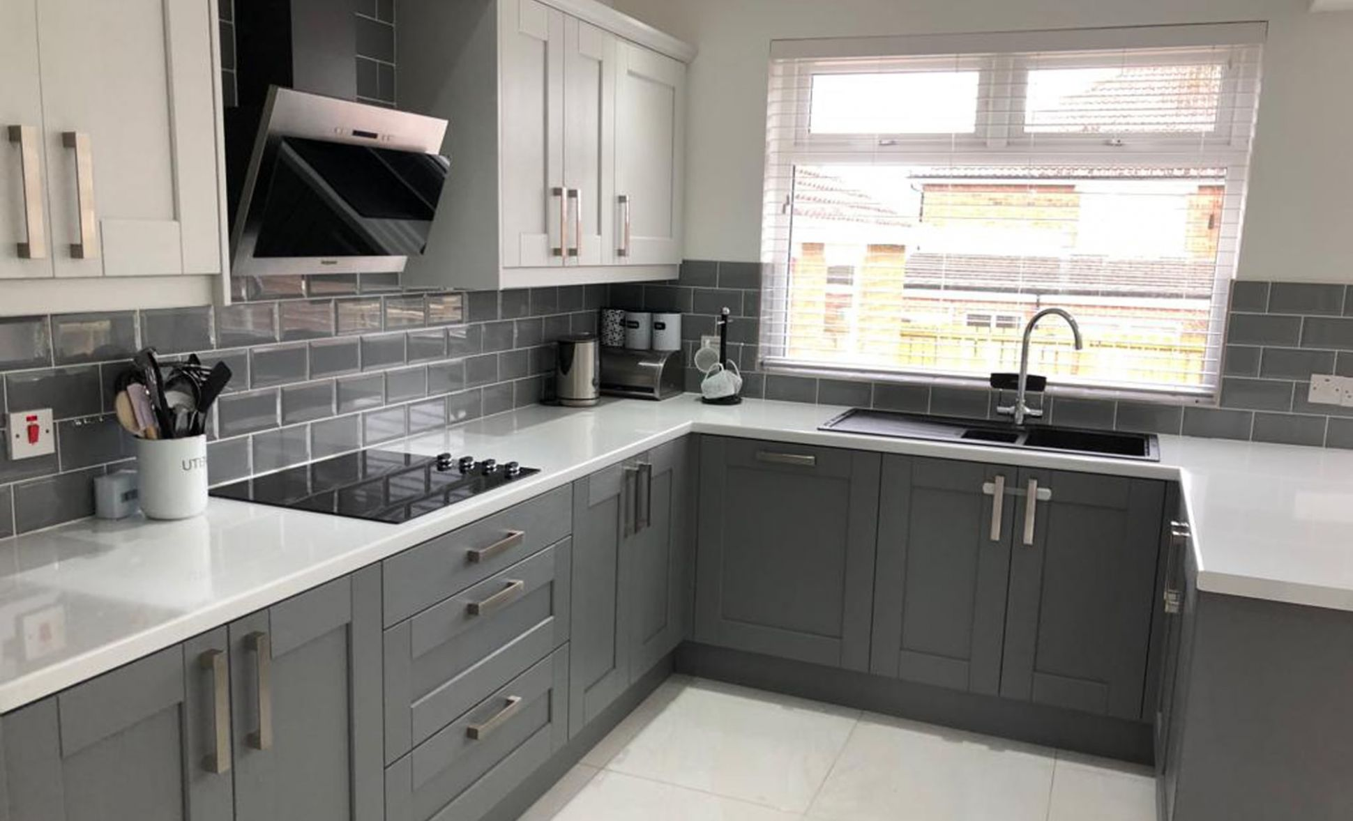 Kensington, Belfast - kitchen ideas belfast