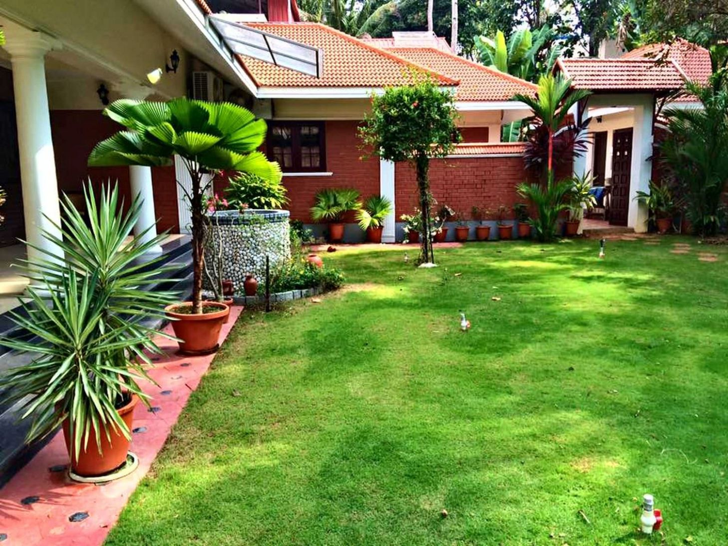 Kerala Style Landscape Design Photos Home And Floor Planning ..