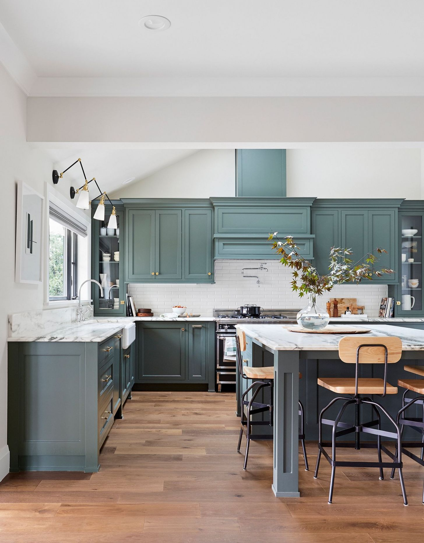 Kitchen Cabinet Paint Colors for 11 - Stylish Kitchen Cabinet ...