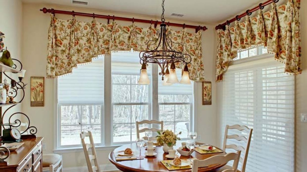 Kitchen Curtain Ideas: The Best Window Treatment | LivingHours