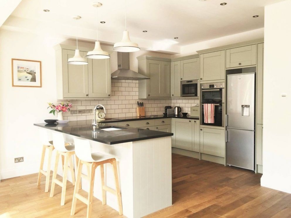 Kitchen/Diner, Wellington Road, Ealing, London W9 - Build and ..