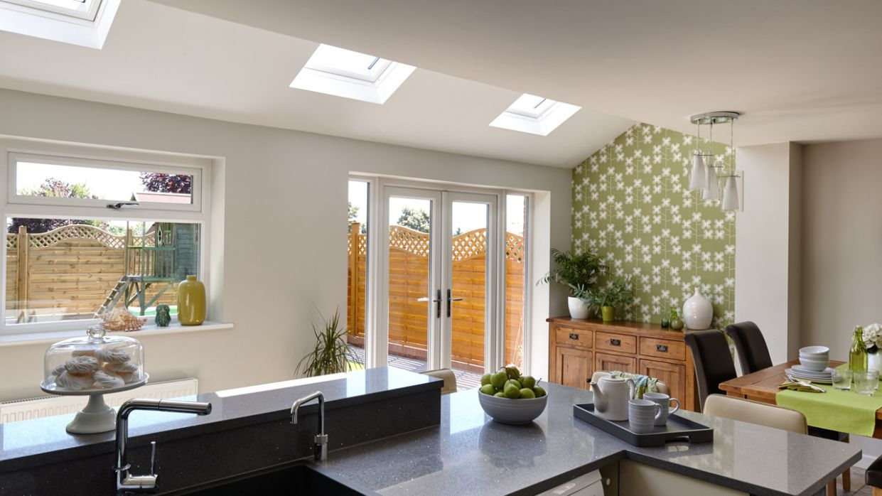 Kitchen Extension Guide | Sterlingbuild - window extension ideas