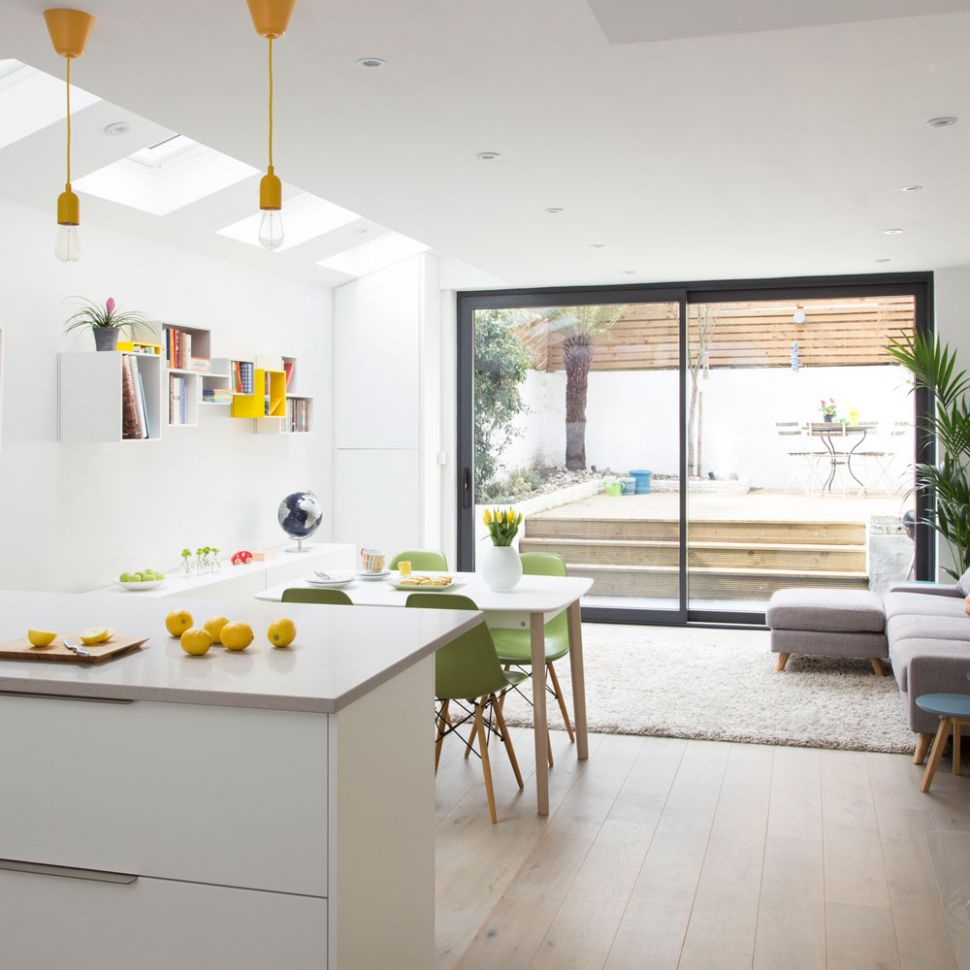 Kitchen extension ideas – to maximise the potential of your space - window extension ideas
