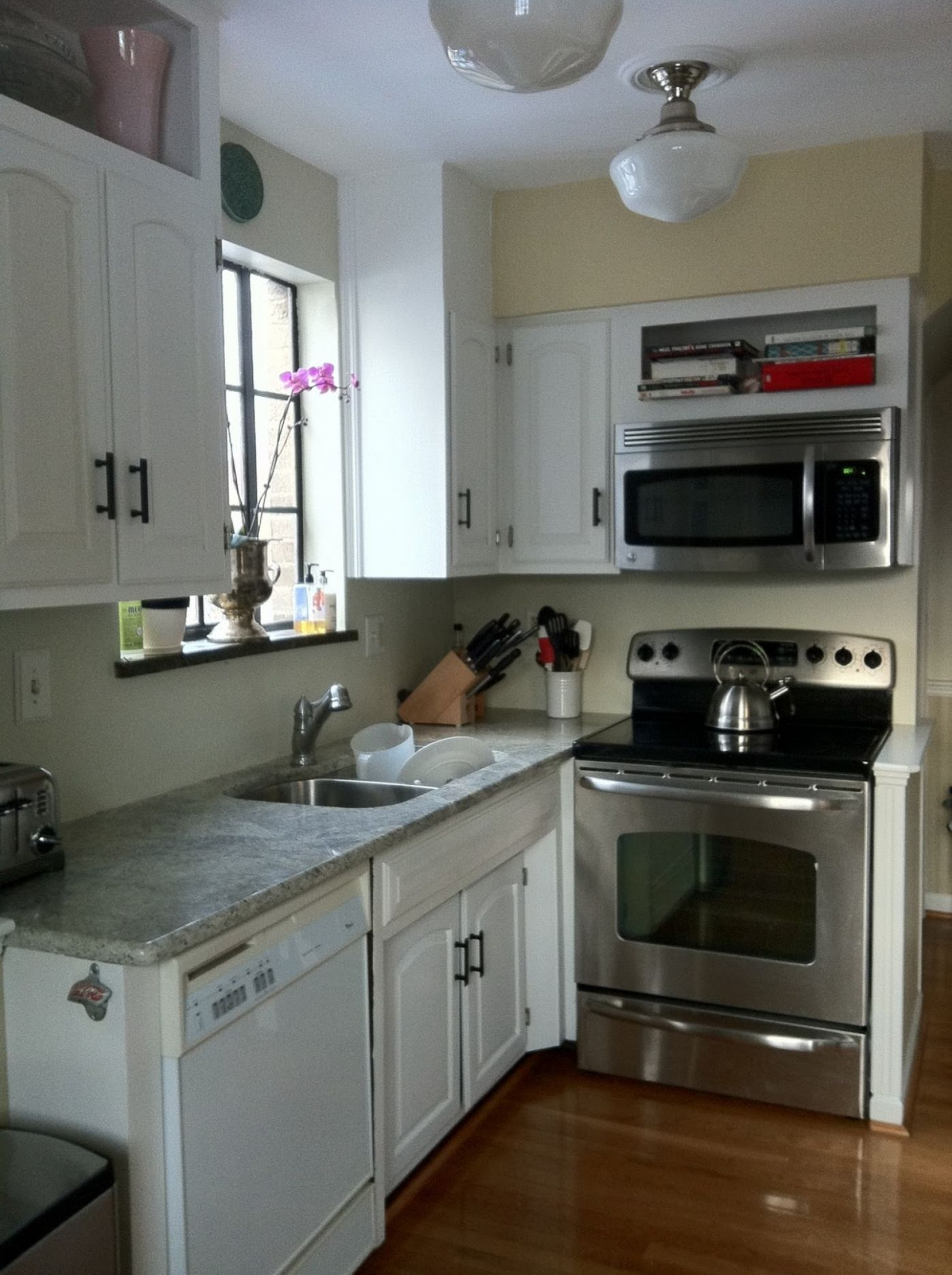 Kitchen Layout Ideas For Small Kitchens My Web Value U-shaped L ..