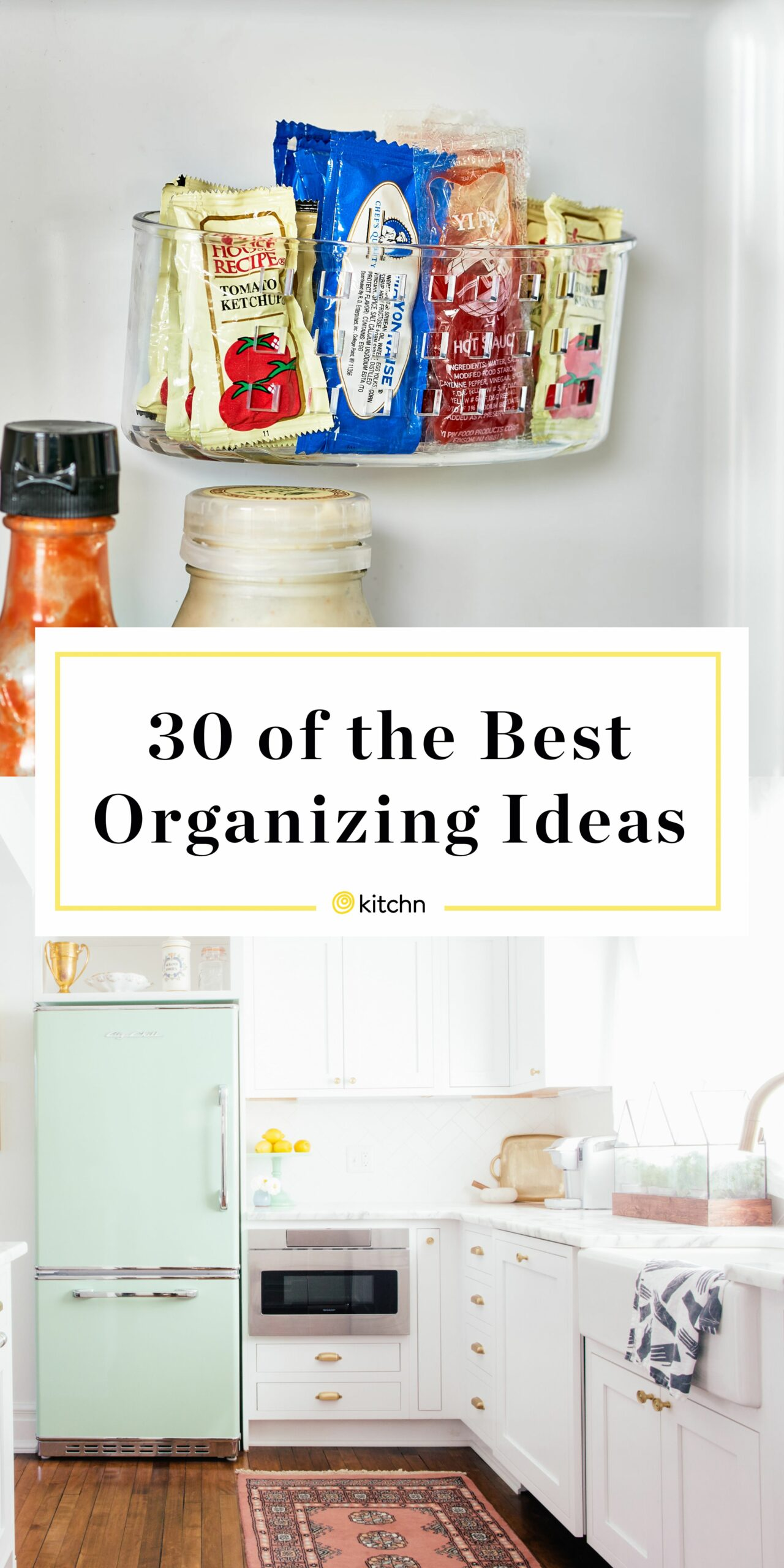 Kitchen Organizing Ideas | Kitchn
