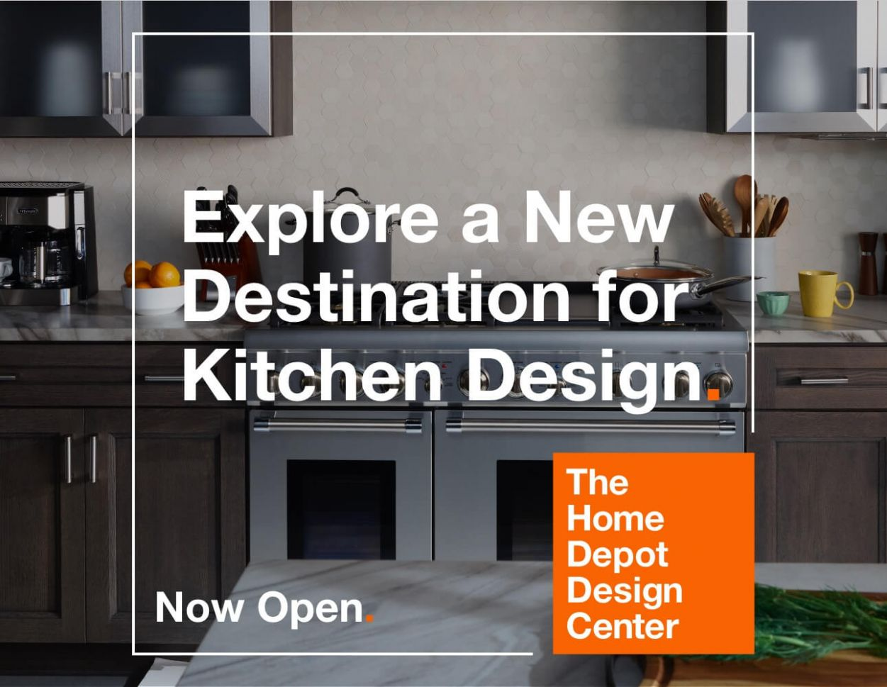 Kitchens at The Home Depot - kitchen ideas home depot