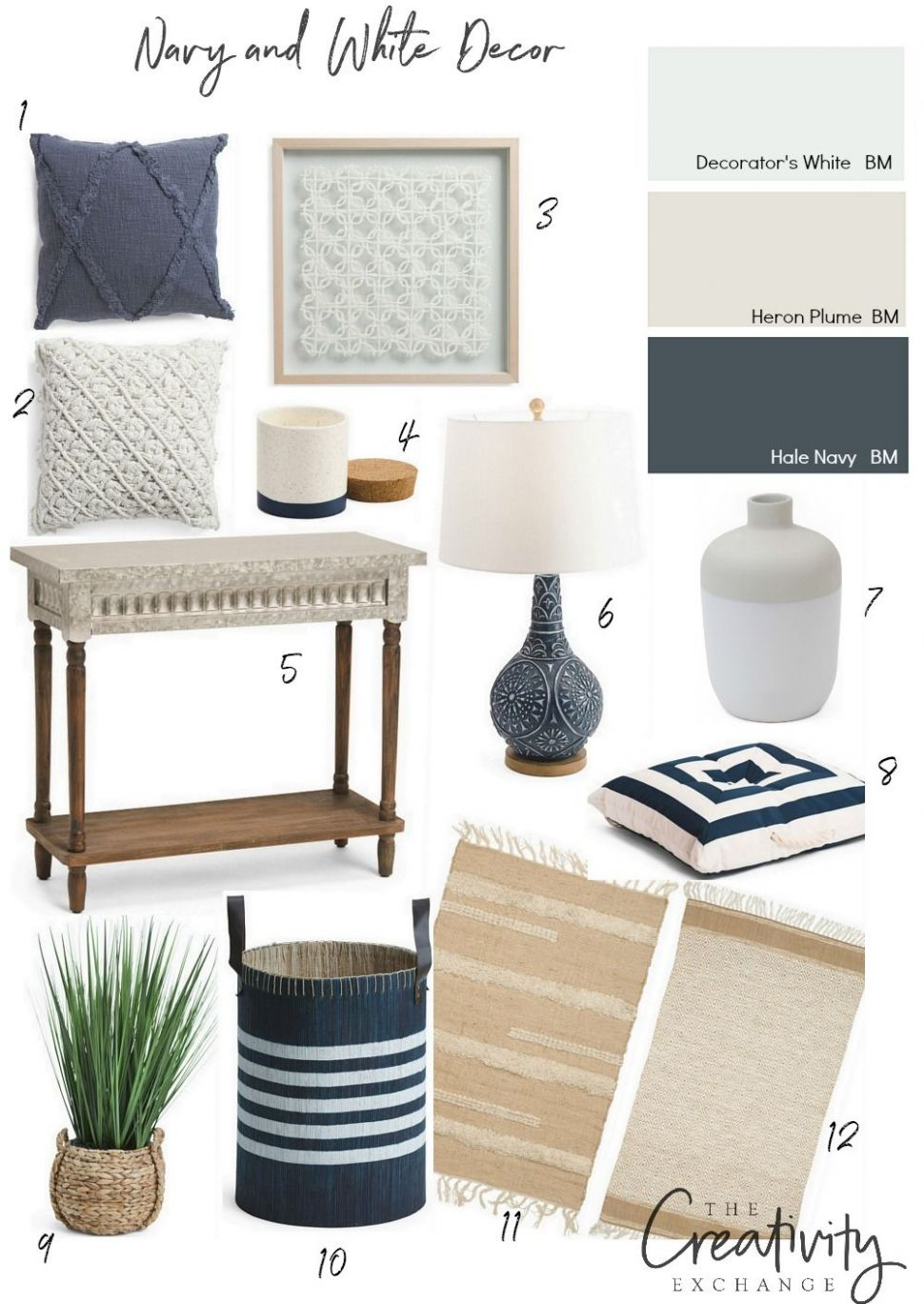 Knock Off Home Decor Deals: Moody Monday | Home decor styles, Home ...