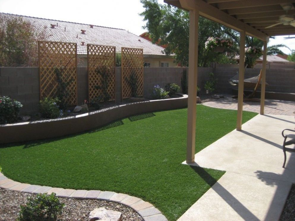 landscaping ideas for small backyard calgary | Small backyard design - backyard ideas calgary