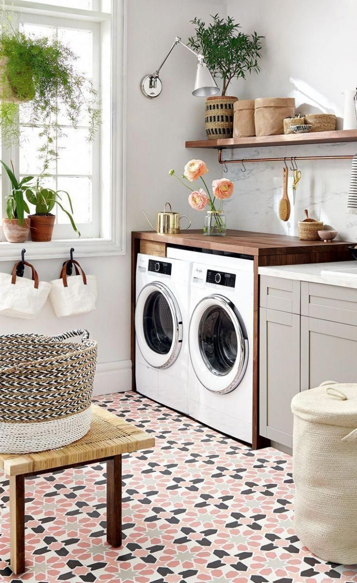Laundry Decor Ideas Room Pictures Small Decorating Pinterest ...