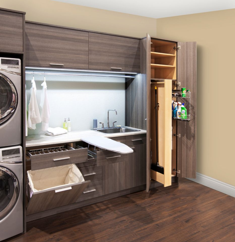 Laundry Room Accessories - Contemporary - Laundry Room - Toronto ...