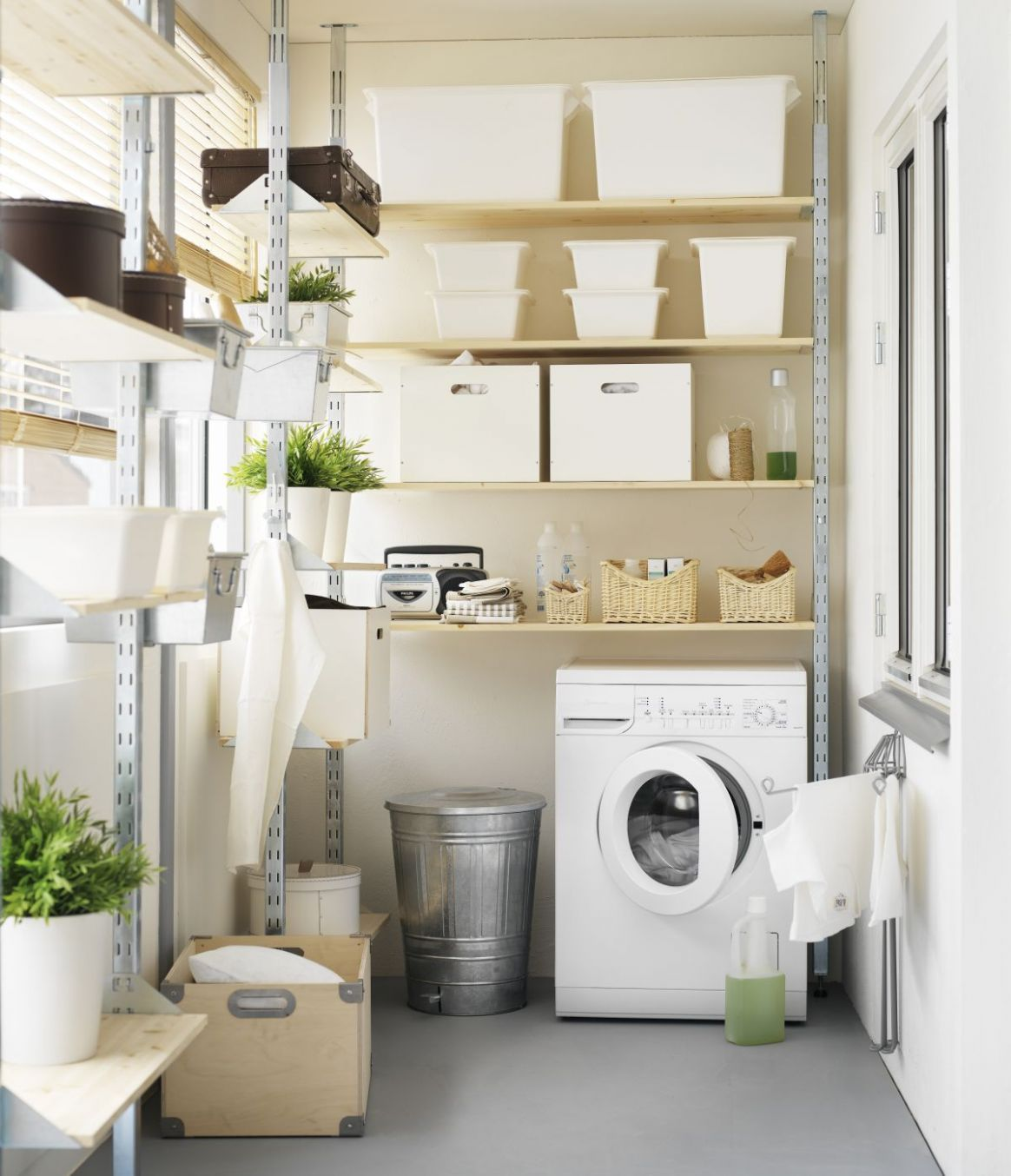 Laundry room ideas: 12 smart storage ideas to get your space ...
