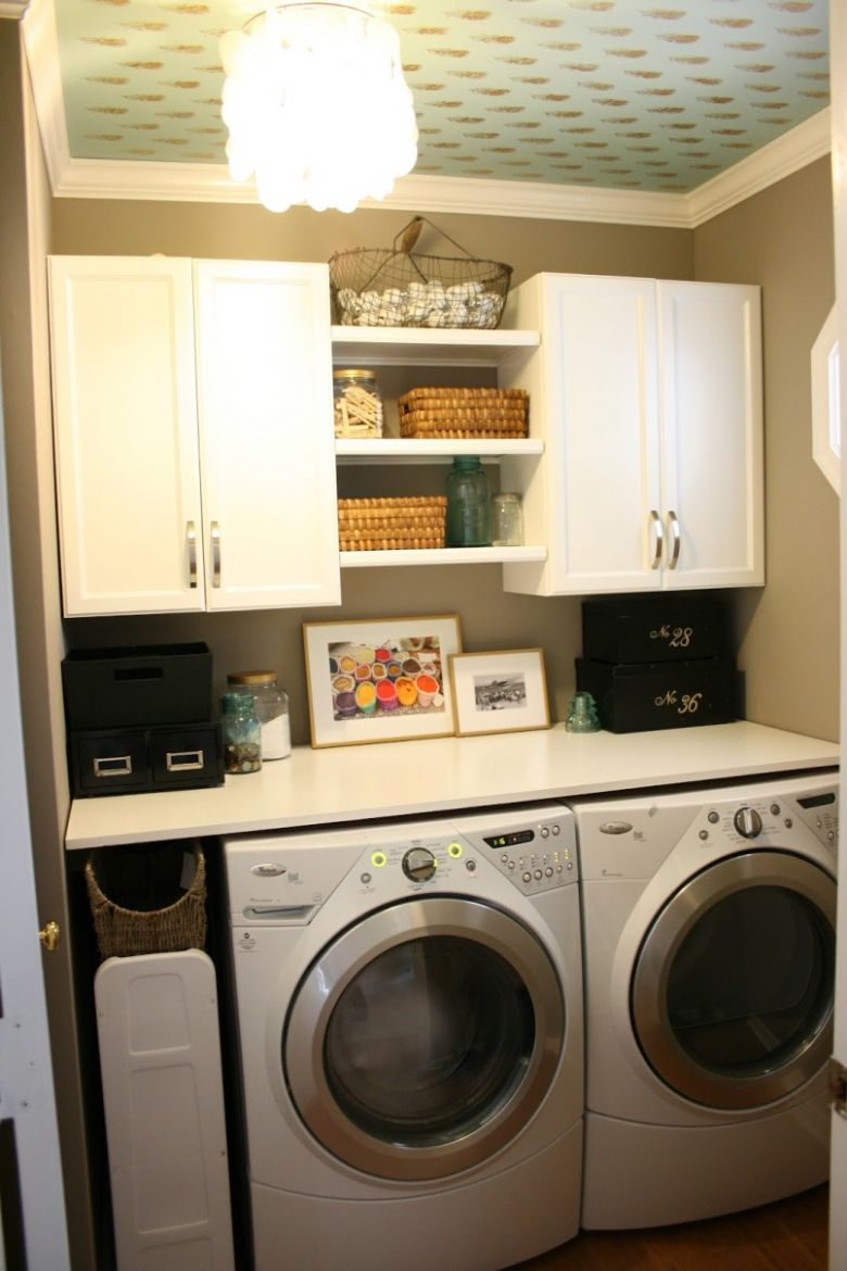 Laundry Room Storage Ideas For Small Rooms Decorating Givdo Home ...
