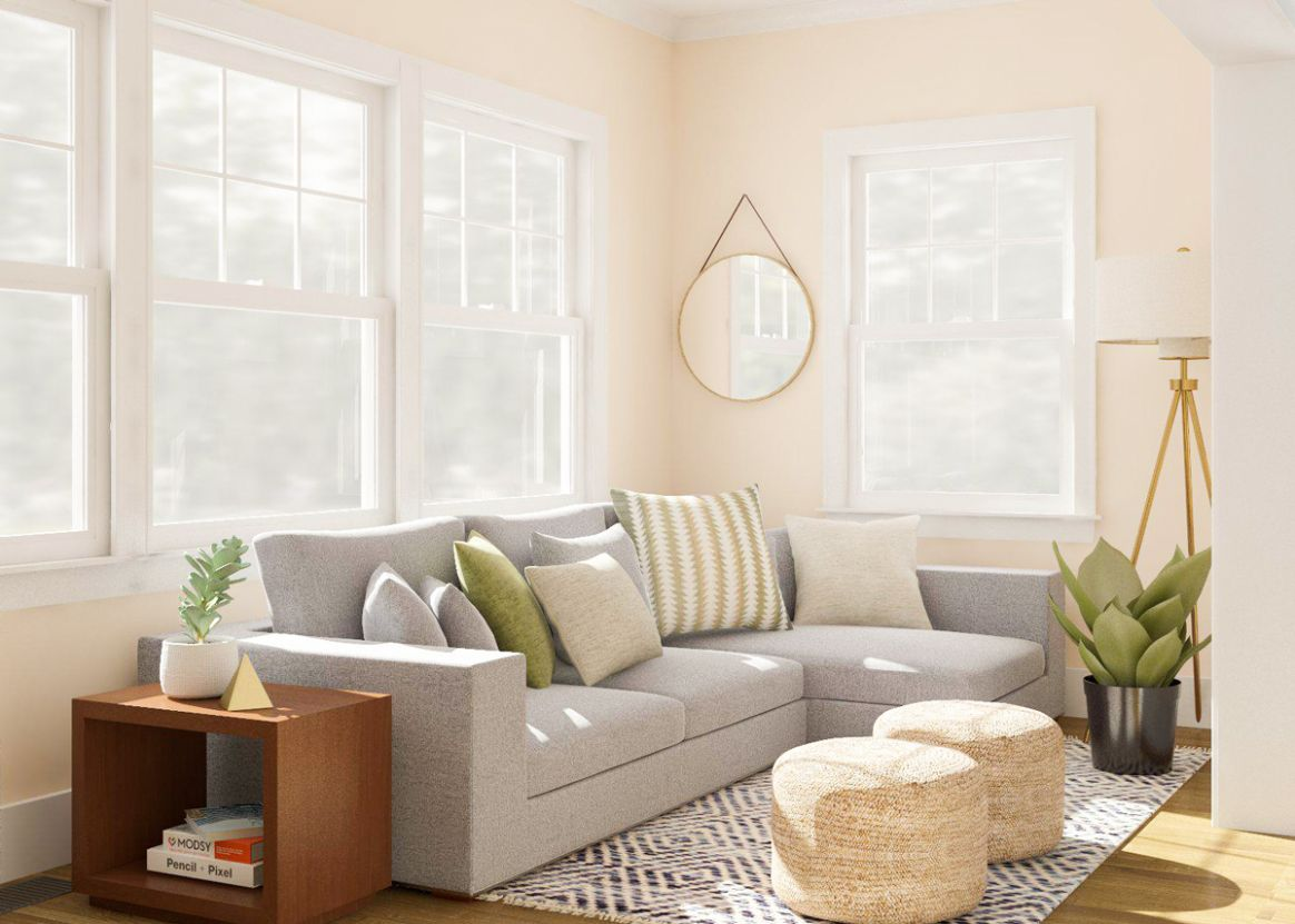 Layout Ideas: Finding a Solution for a Long and Narrow Room with a TV
