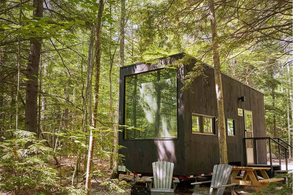 Live Your Tiny House Fantasies for a Weekend and Save 11% - InsideHook
