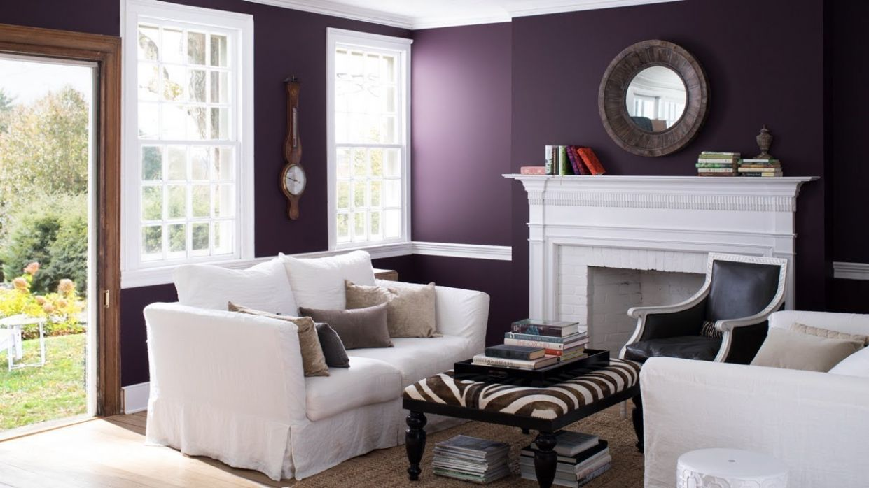 Living Room Color Ideas & Inspiration | Benjamin Moore - living room ideas and colors