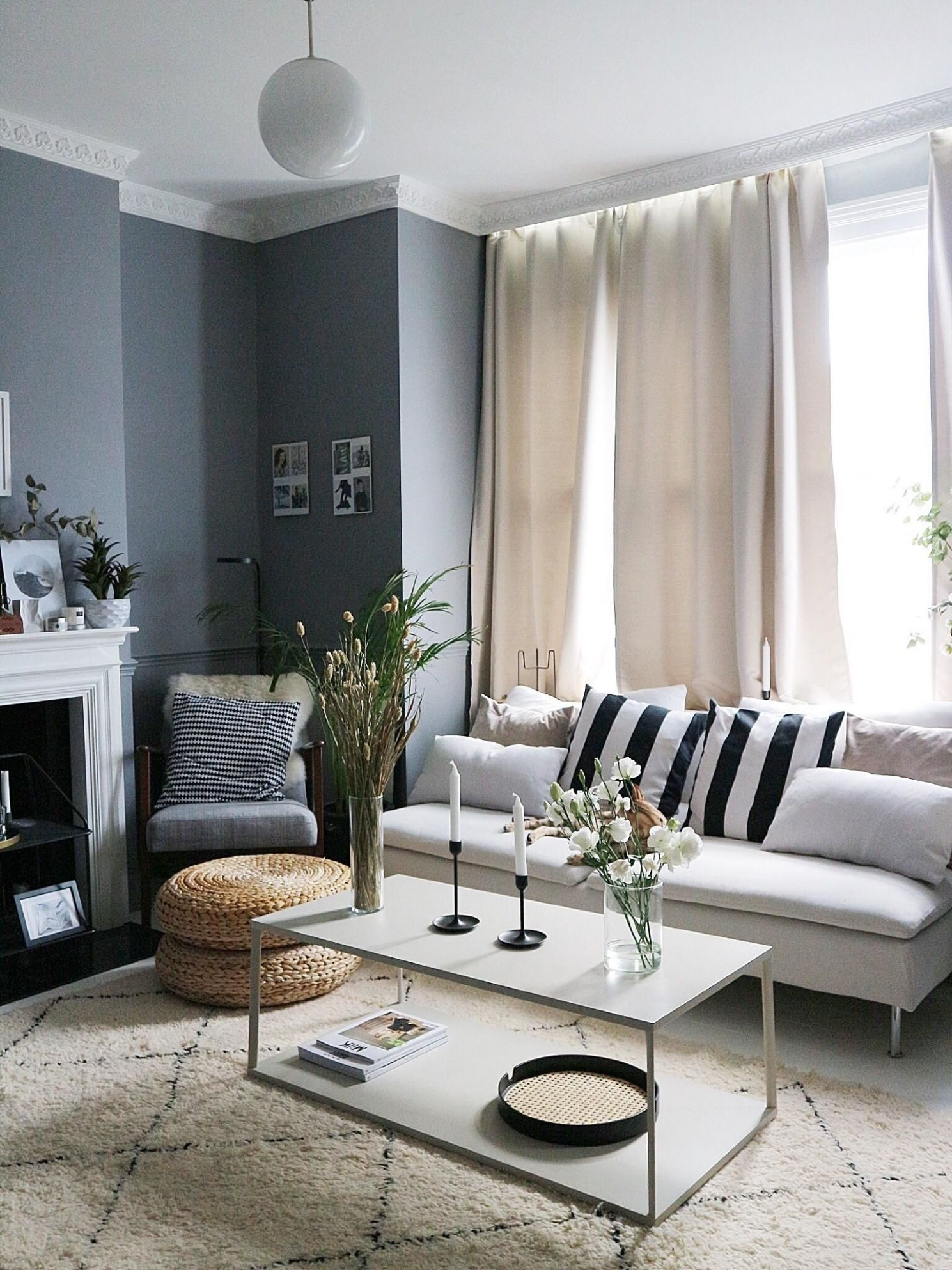 Living Room Decorating Ideas Victorian House in 11 | London ..